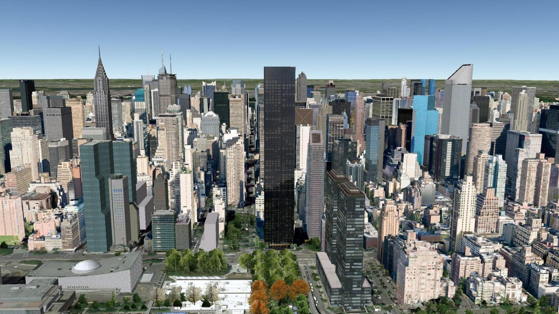 Trump World Tower 845 United Nations Plaza Nyc Condo