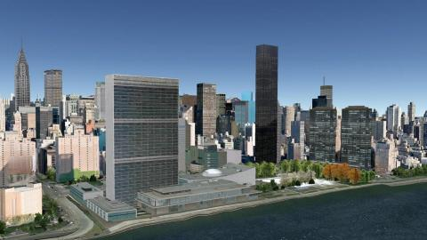 Trump World Tower 845 United Nations Plaza Nyc Condo Apartments Cityrealty